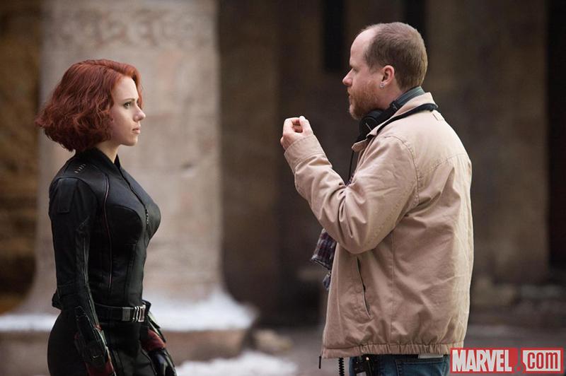 Yenilmezler: Ultron Çagi : Fotograf Joss Whedon, Scarlett Johansson