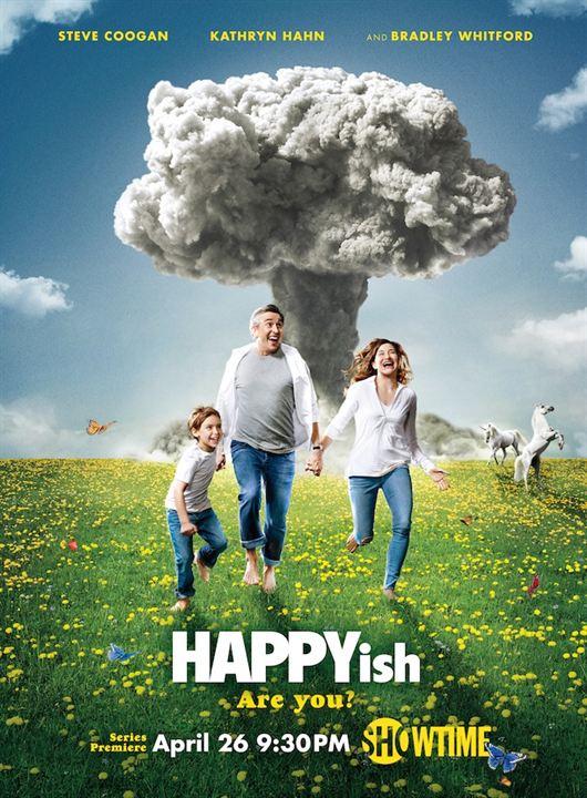Happyish : Afis