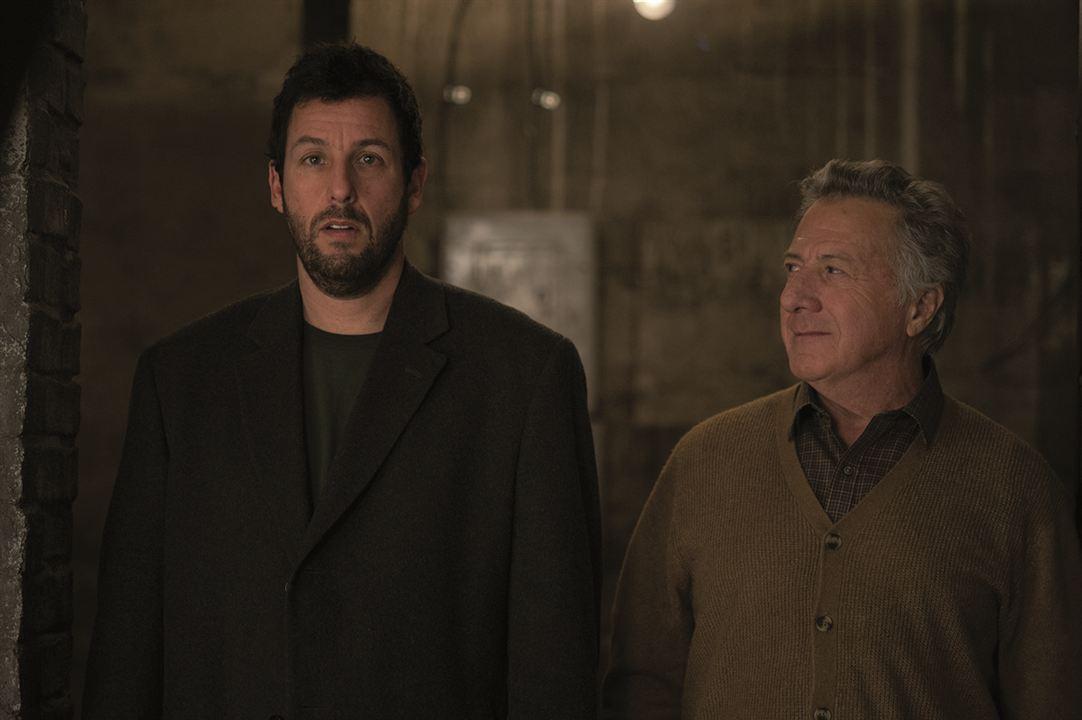 Şans Ayağıma Geldi: Adam Sandler, Dustin Hoffman