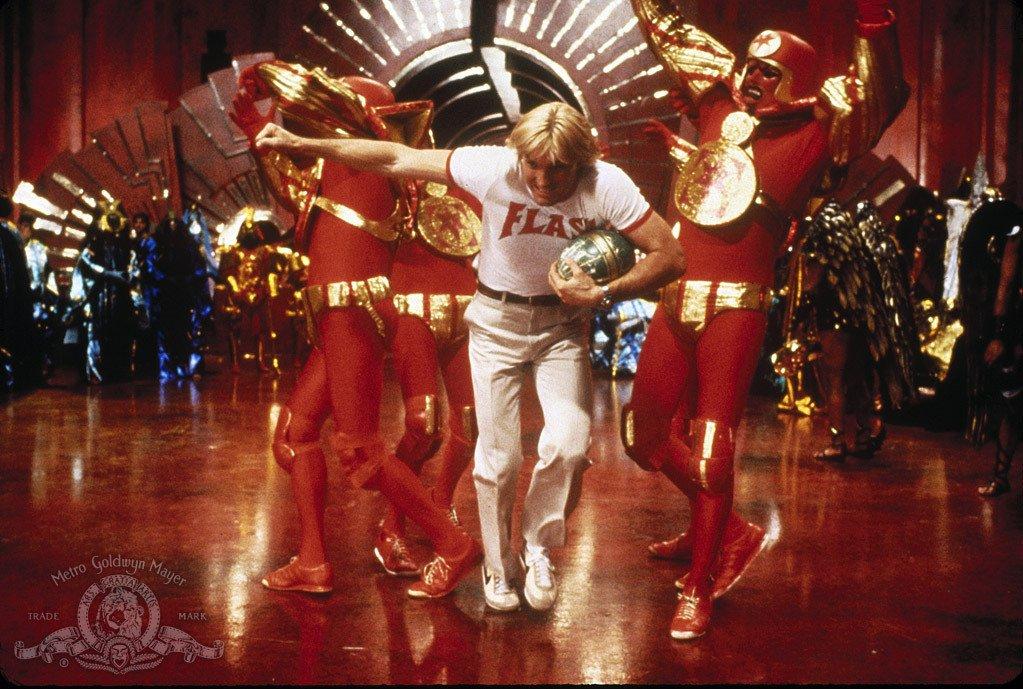 Flash Gordon : Fotograf Sam J. Jones
