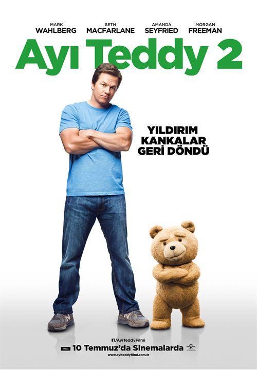 Ayi Teddy 2 : Afis