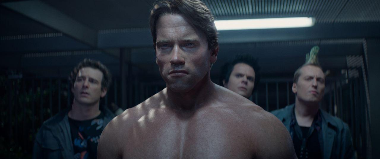 Terminatör: Genisys : Fotograf Arnold Schwarzenegger, John Edward Lee