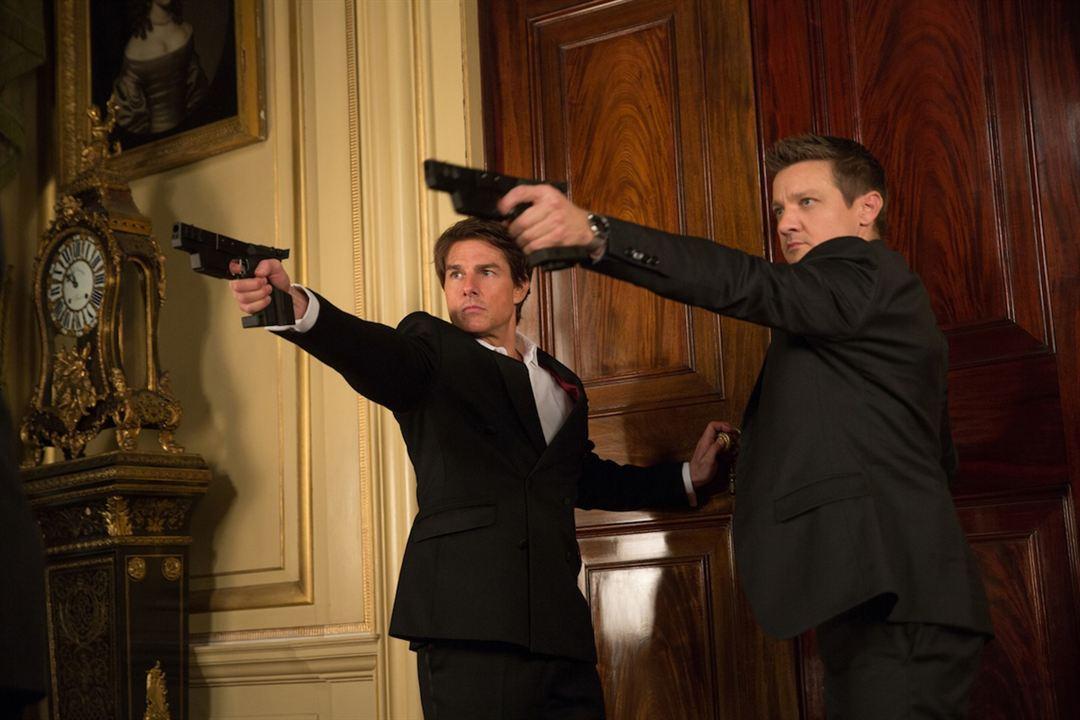 Görevimiz Tehlike 5 : Fotograf Jeremy Renner, Tom Cruise