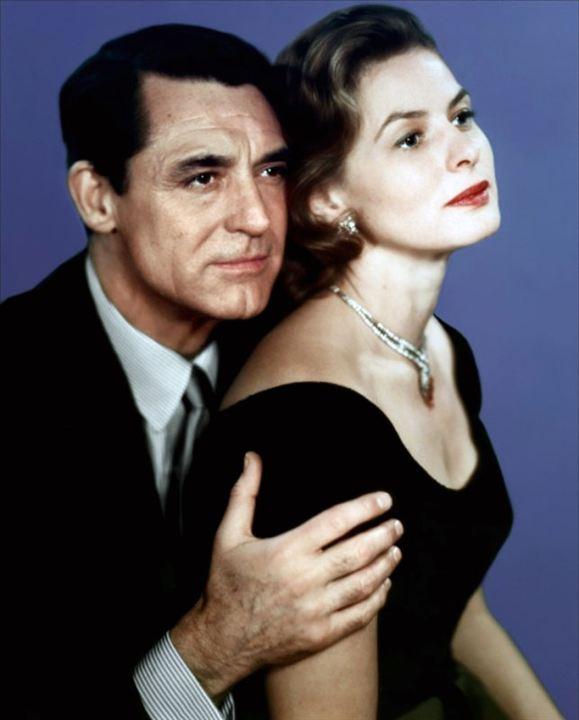 Fotograf Cary Grant, Ingrid Bergman