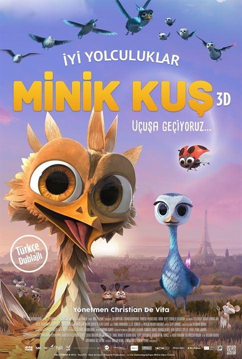 Minik Kus : Afis