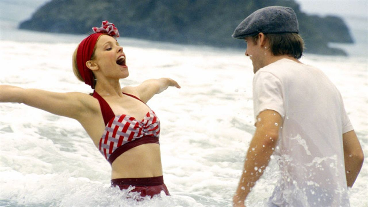 The Notebook : Fotograf Rachel McAdams, Ryan Gosling