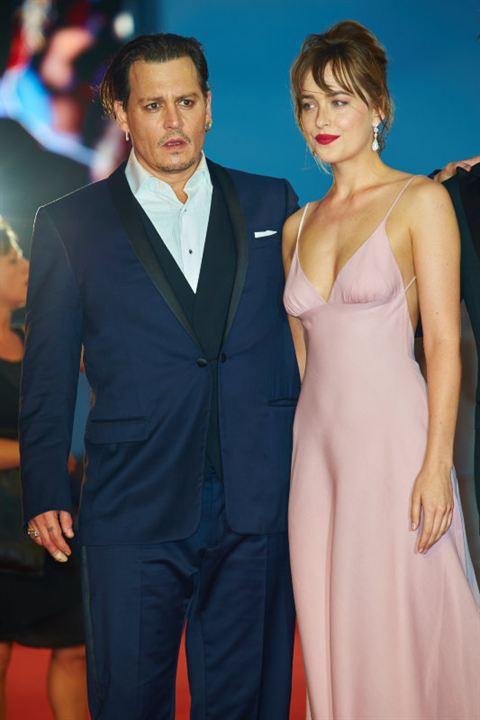 Kara Düzen : Vignette (magazine) Dakota Johnson, Johnny Depp