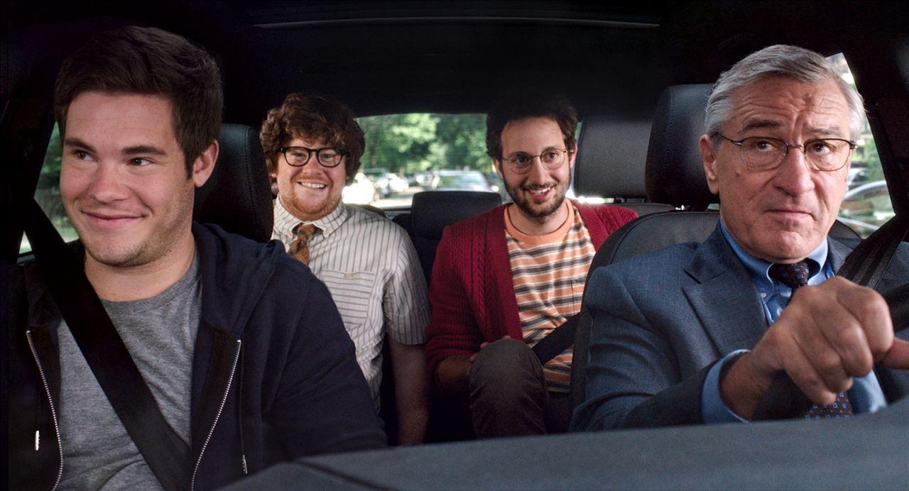 Stajyer : Fotograf Adam DeVine, Jason Orley, Robert De Niro, Zack Pearlman