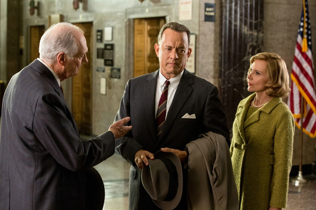 Casuslar Köprüsü : Fotograf Alan Alda, Amy Ryan, Tom Hanks
