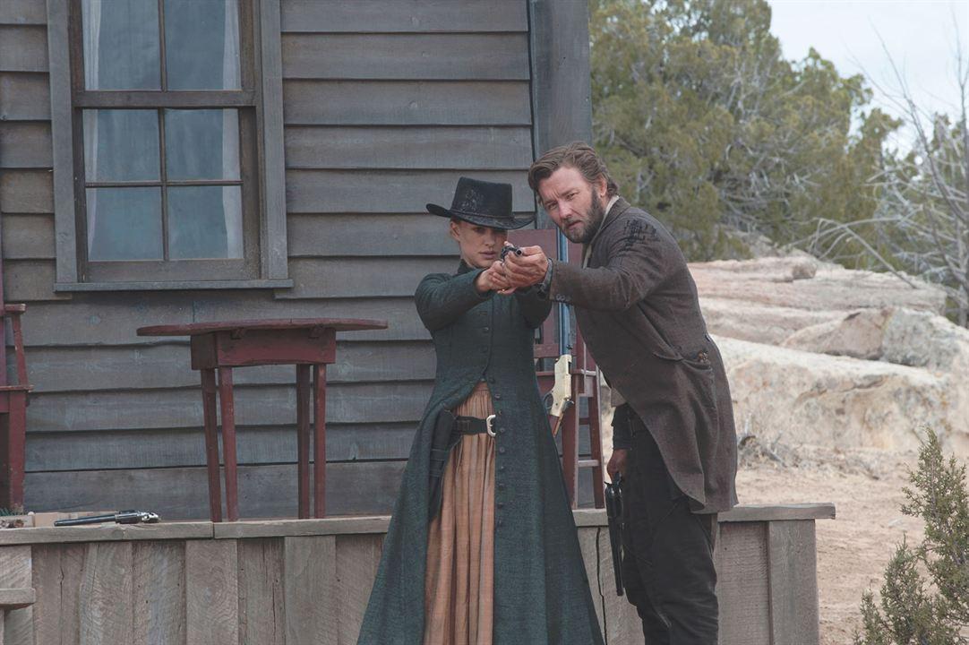 Jane Got A Gun : Fotograf Joel Edgerton, Natalie Portman