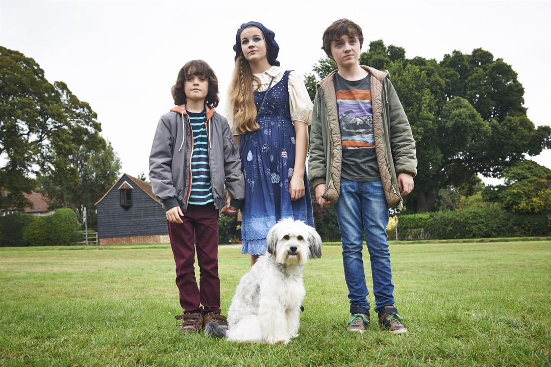 Pudsey the Dog: The Movie : Fotograf Isobel Meikle-Small, Spike White