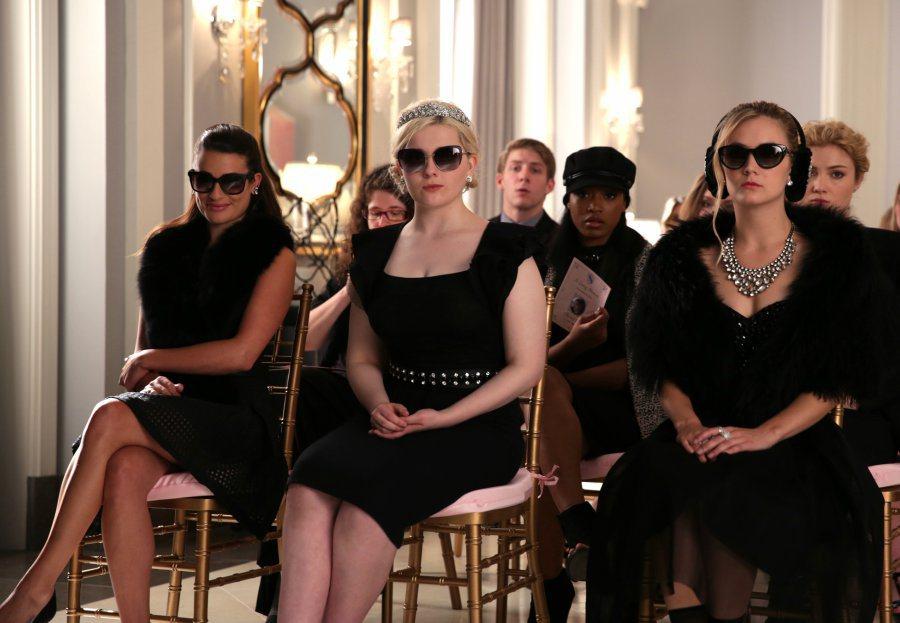 Fotograf Abigail Breslin, Billie Lourd, Lea Michele