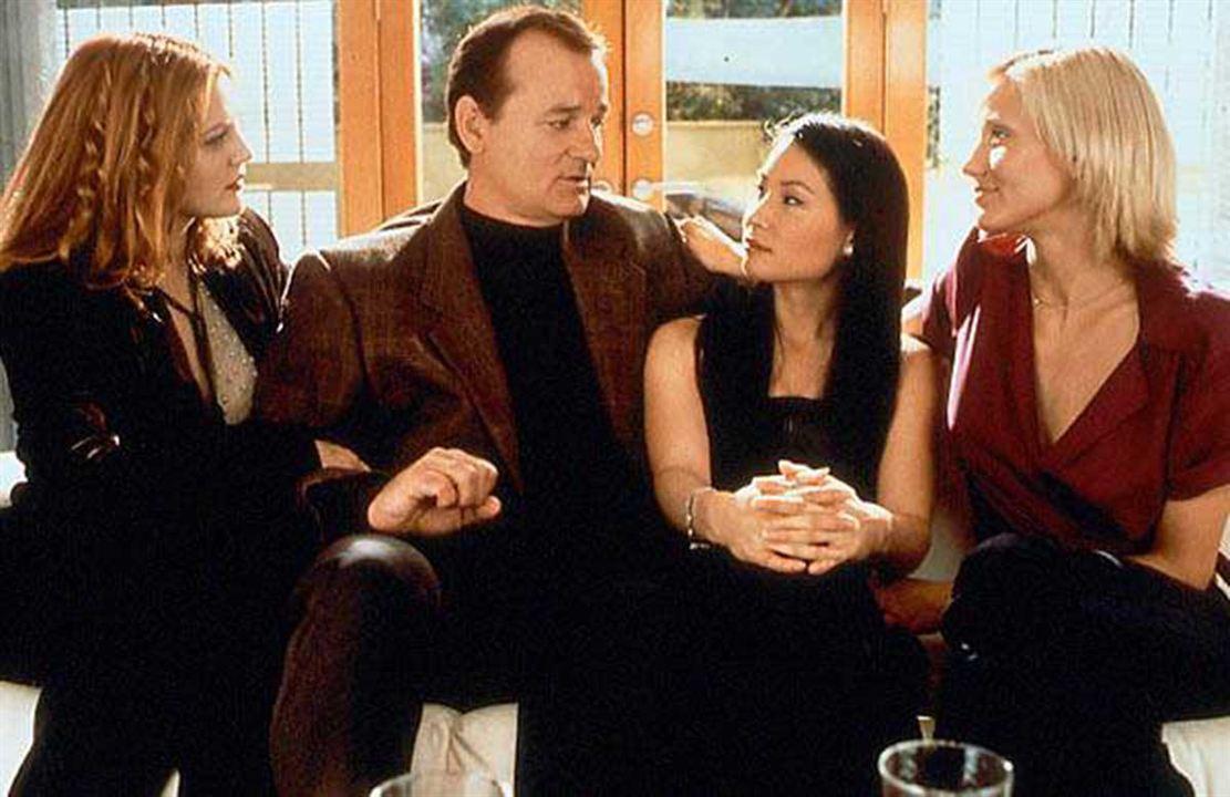 Charlie'nin Melekleri : Fotograf Bill Murray, Cameron Diaz, Drew Barrymore, Lucy Liu