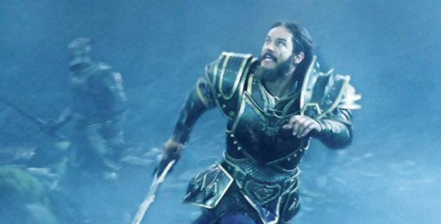 Warcraft: Iki Dünyanin Ilk Karsilasmasi : Fotograf Travis Fimmel
