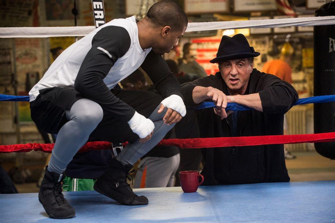 Creed: Efsanenin Dogusu : Fotograf Michael B. Jordan, Sylvester Stallone