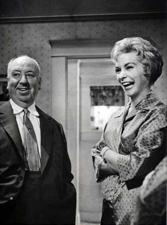 Sapik : Fotograf Alfred Hitchcock, Janet Leigh