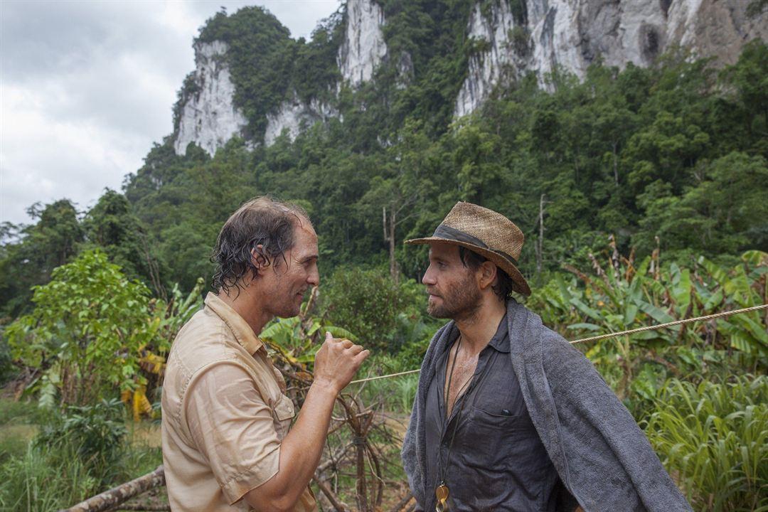 Altin : Fotograf Édgar Ramírez, Matthew McConaughey