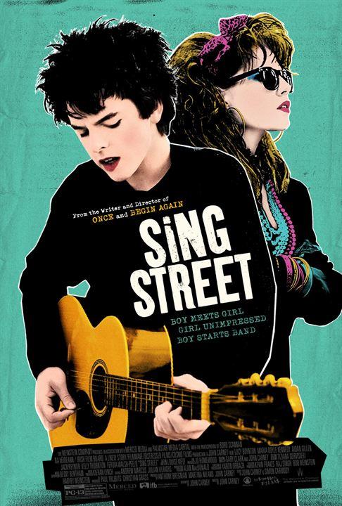 Sing Street : Afis