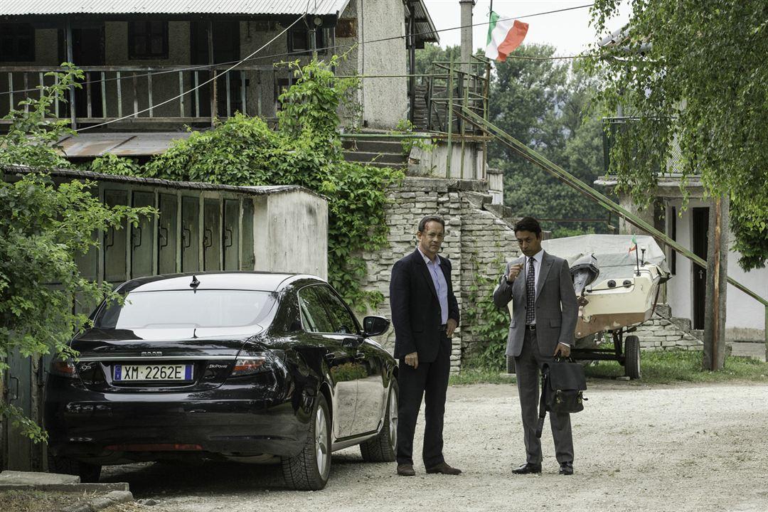 Cehennem : Fotograf Irrfan Khan, Tom Hanks