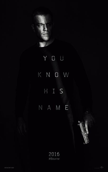 Jason Bourne : Afis