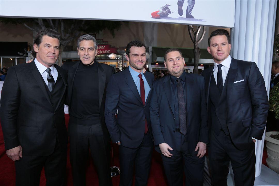 Yüce Sezar! : Vignette (magazine) Alden Ehrenreich, Channing Tatum, George Clooney, Jonah Hill, Josh Brolin