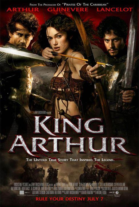 Kral Arthur : Afis