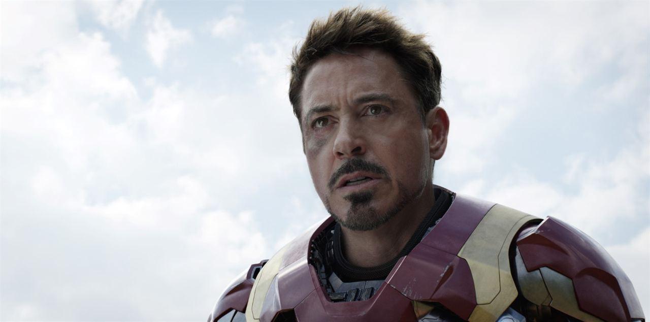 Kaptan Amerika: Kahramanlarin Savasi : Fotograf Robert Downey Jr.