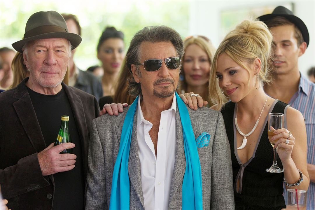 Danny Collins : Fotograf Al Pacino, Christopher Plummer, Katarina Cas