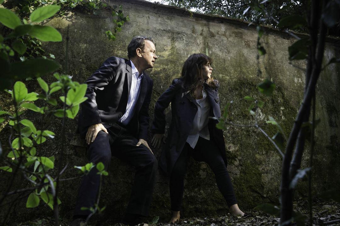 Cehennem : Fotograf Felicity Jones, Tom Hanks