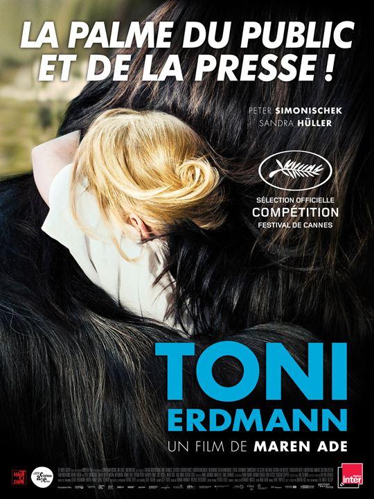 Toni Erdmann : Afis