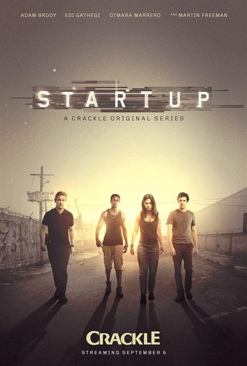 StartUp : Afis