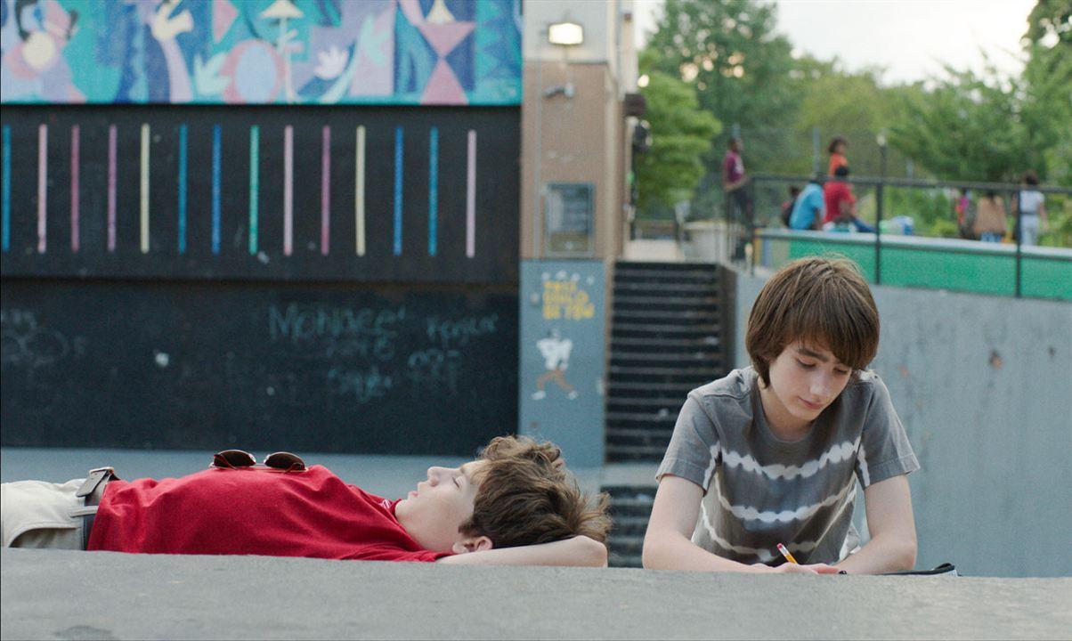 Küçük Adamlar : Fotograf Michael Barbieri, Theo Taplitz