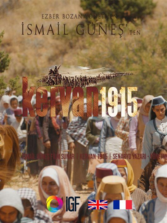Kervan 1915 : Afis