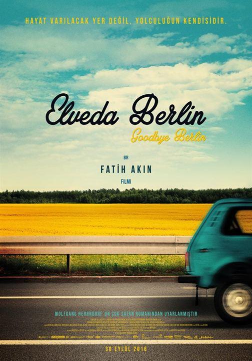 Elveda Berlin : Afis