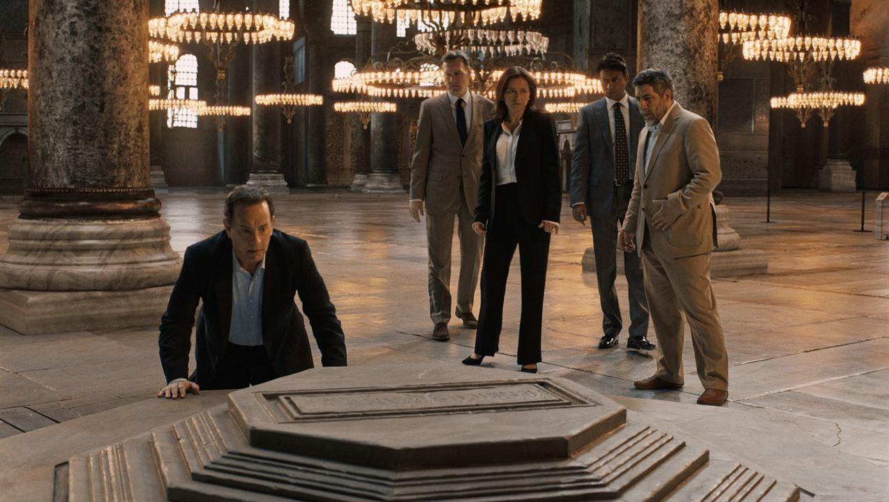 Cehennem : Fotograf Irrfan Khan, Sidse Babett Knudsen, Tom Hanks
