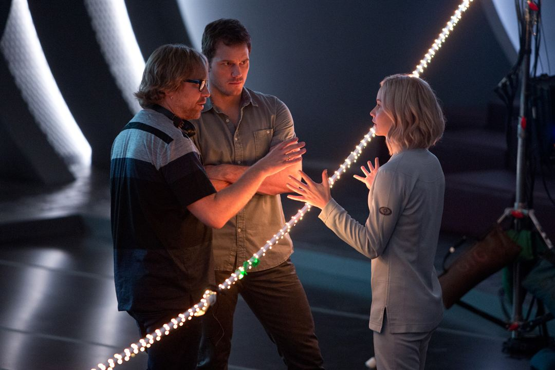 Uzay Yolculari : Fotograf Chris Pratt, Jennifer Lawrence, Morten Tyldum