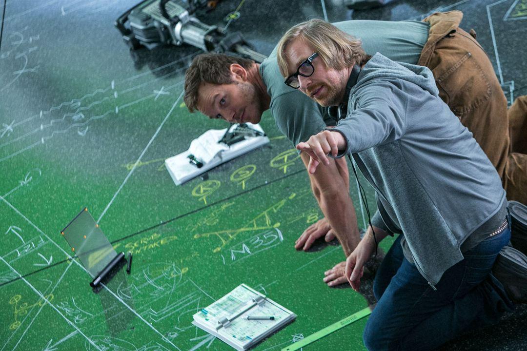 Uzay Yolculari : Fotograf Chris Pratt, Morten Tyldum