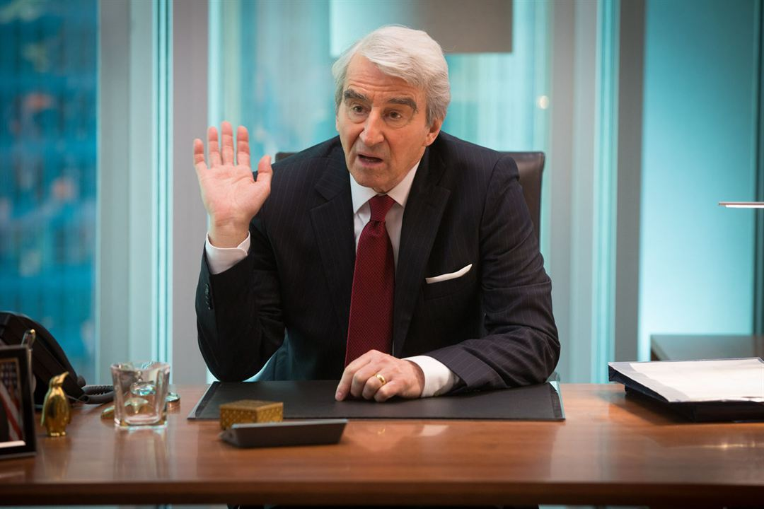 Miss Sloane: Sam Waterston
