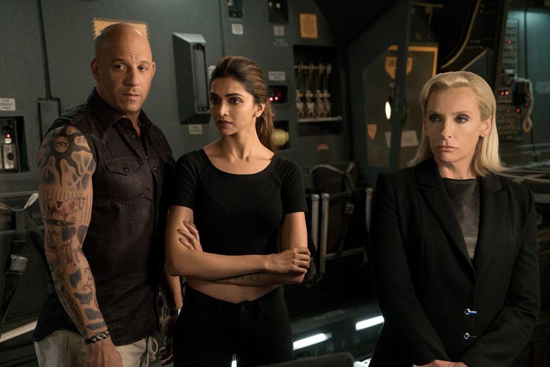 Yeni Nesil Ajan: Xander Cage'in Dönüsü : Fotograf Deepika Padukone, Toni Collette, Vin Diesel