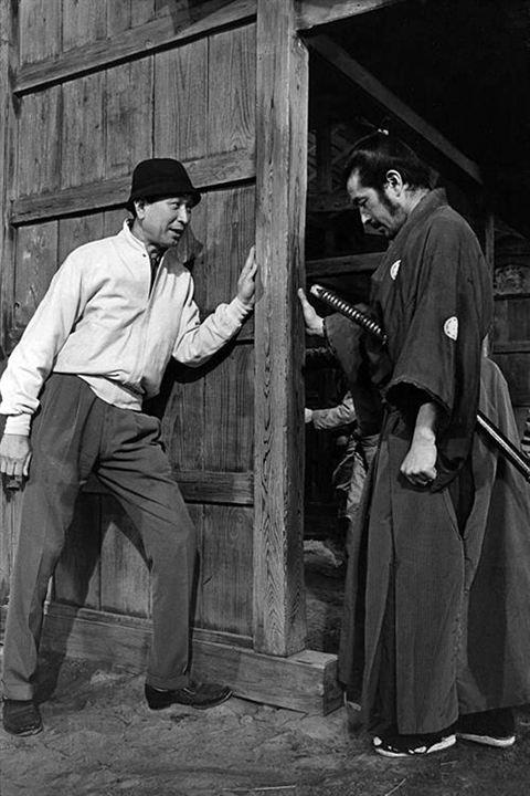 Sanjuro : Fotograf Akira Kurosawa