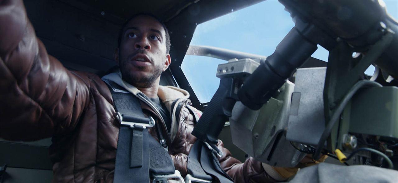 Hizli ve Öfkeli 8 : Fotograf Ludacris