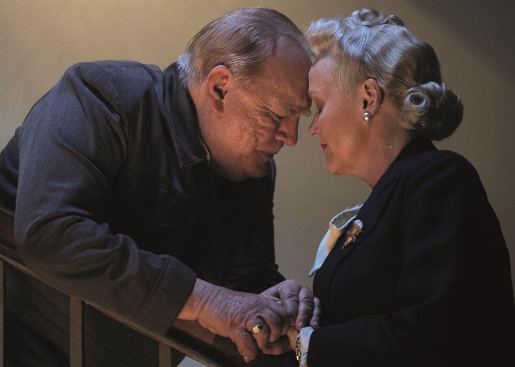 Churchill : Fotograf Brian Cox, Miranda Richardson