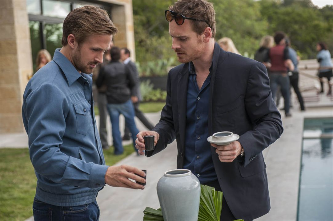 Song To Song : Fotograf Michael Fassbender, Ryan Gosling