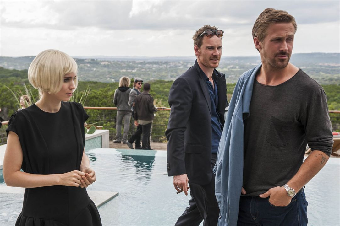 Song To Song : Fotograf Michael Fassbender, Rooney Mara, Ryan Gosling