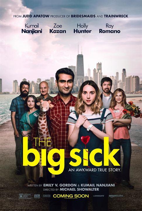 The Big Sick : Afis