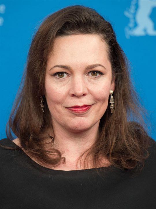 Afis Olivia Colman