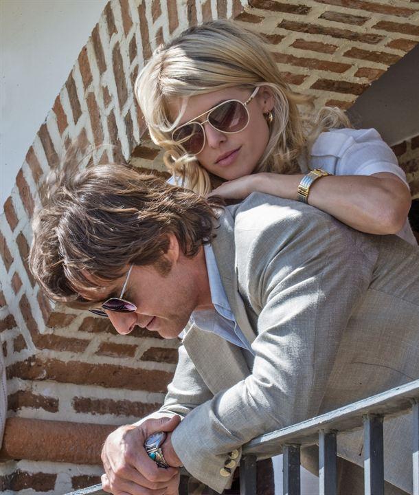 Barry Seal: Kaçakçi : Fotograf Sarah Wright, Tom Cruise