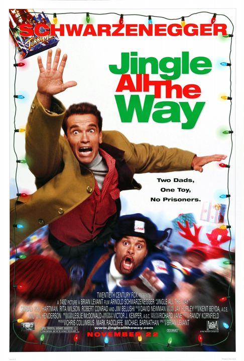 Jingle All The Way : Afis