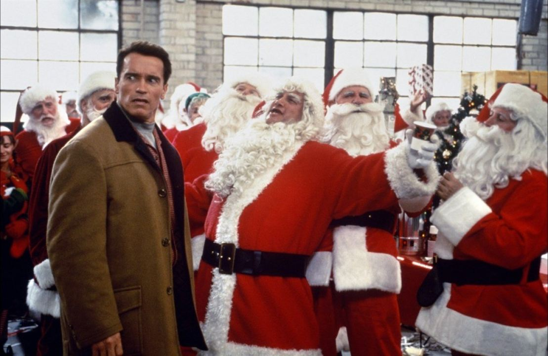 Jingle All The Way : Fotograf Arnold Schwarzenegger