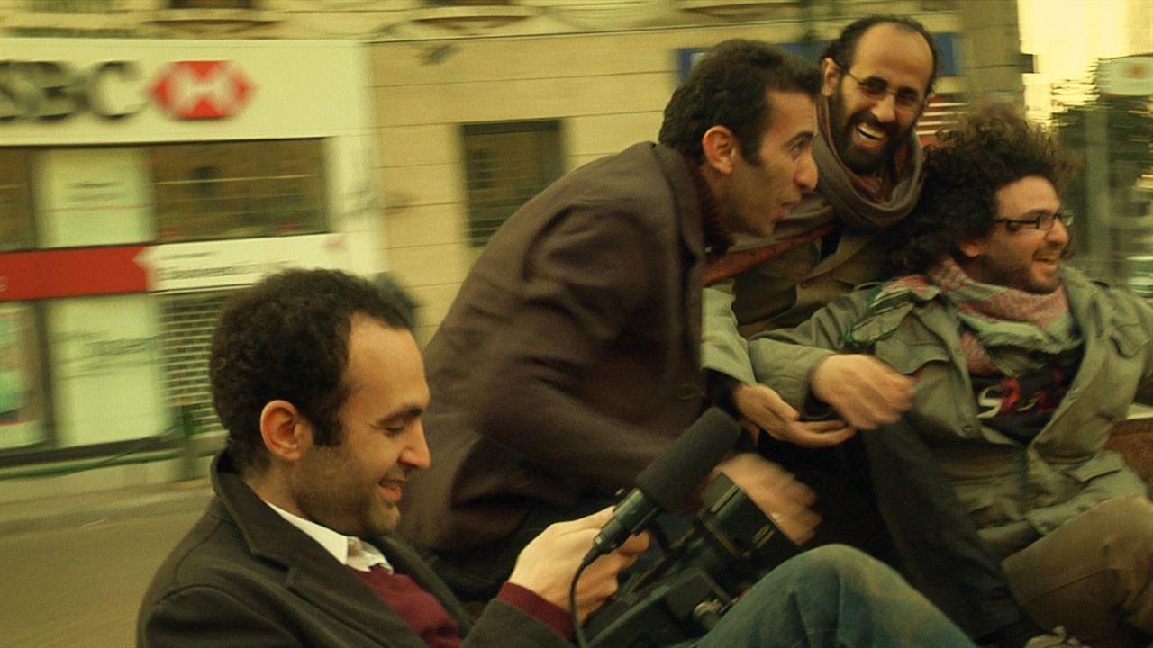Sehrin Son Günlerinde : Fotograf Basim Hajar, Bassem Fayad, Hayder Helo, Khalid Abdalla